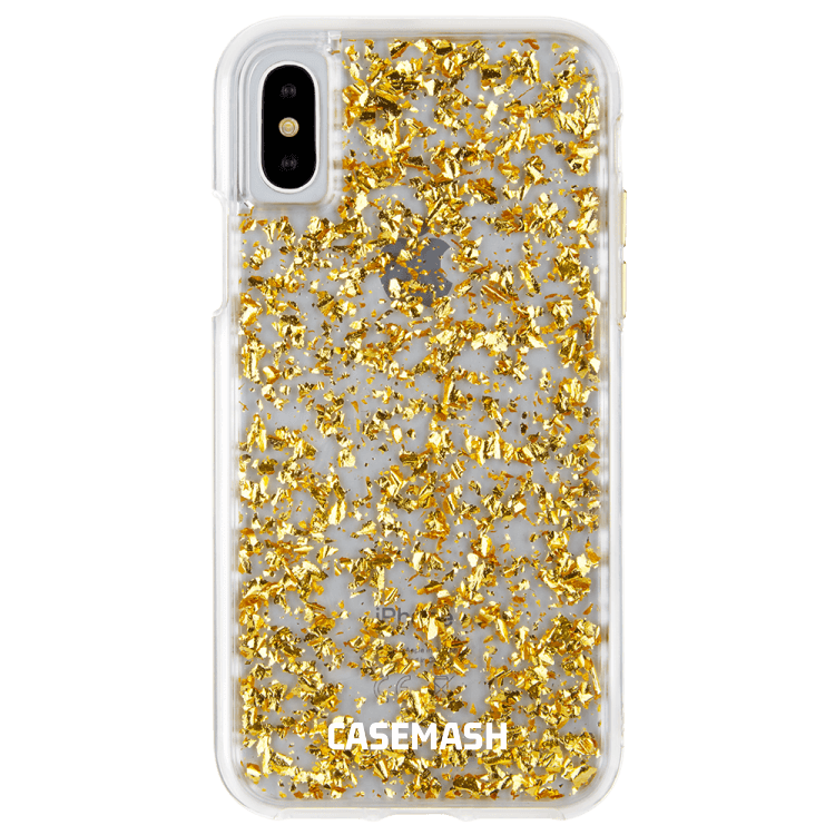 24 Karat Gold Casemash iPhone Case