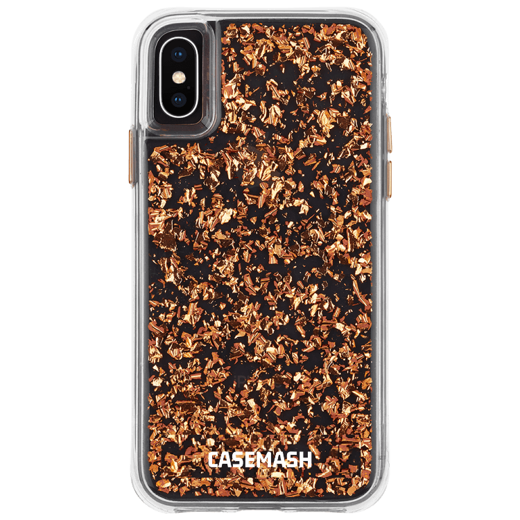 24 Karat Rose Gold Casemash iPhone Case