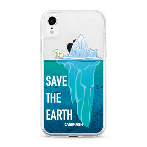 Save The Earth iPhone Case