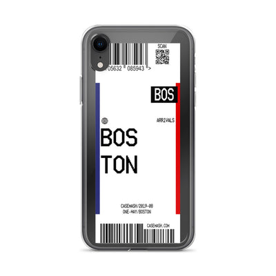 Boston Luggage Tag Case