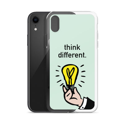 Think Different iPhone Case