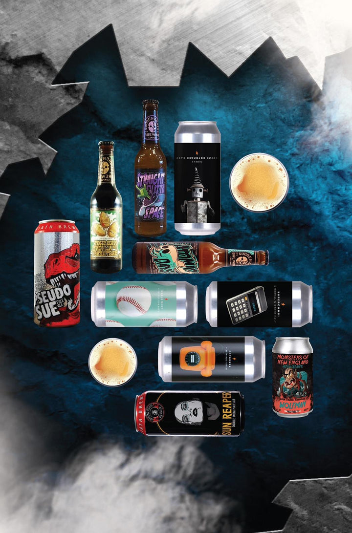 Supreme Lockdown Bundle DDH DIPA Craft Delivery Thailand- Craft Delivery Thailand