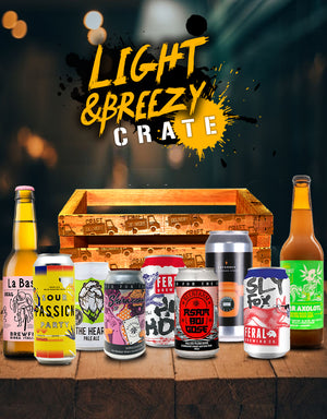 Light & Breezy Crate Subscription Craft Delivery Thailand- Craft Delivery Thailand