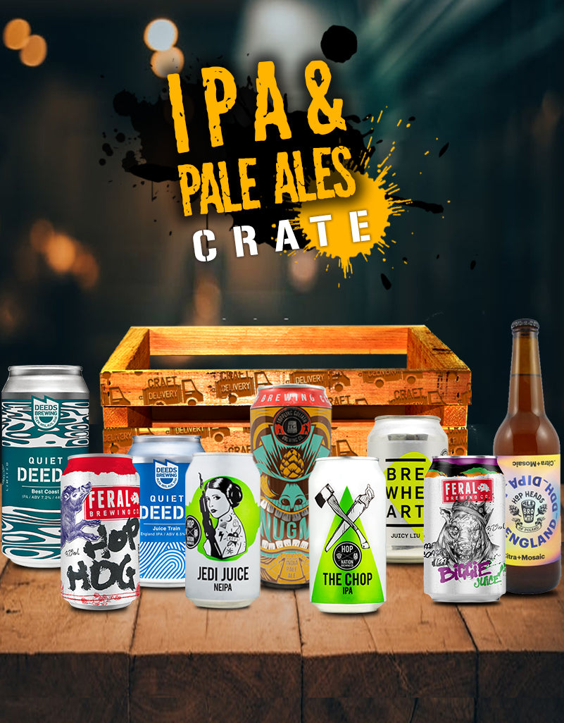 IPA & Pale Ales Subscription Craft Delivery Thailand- Craft Delivery Thailand