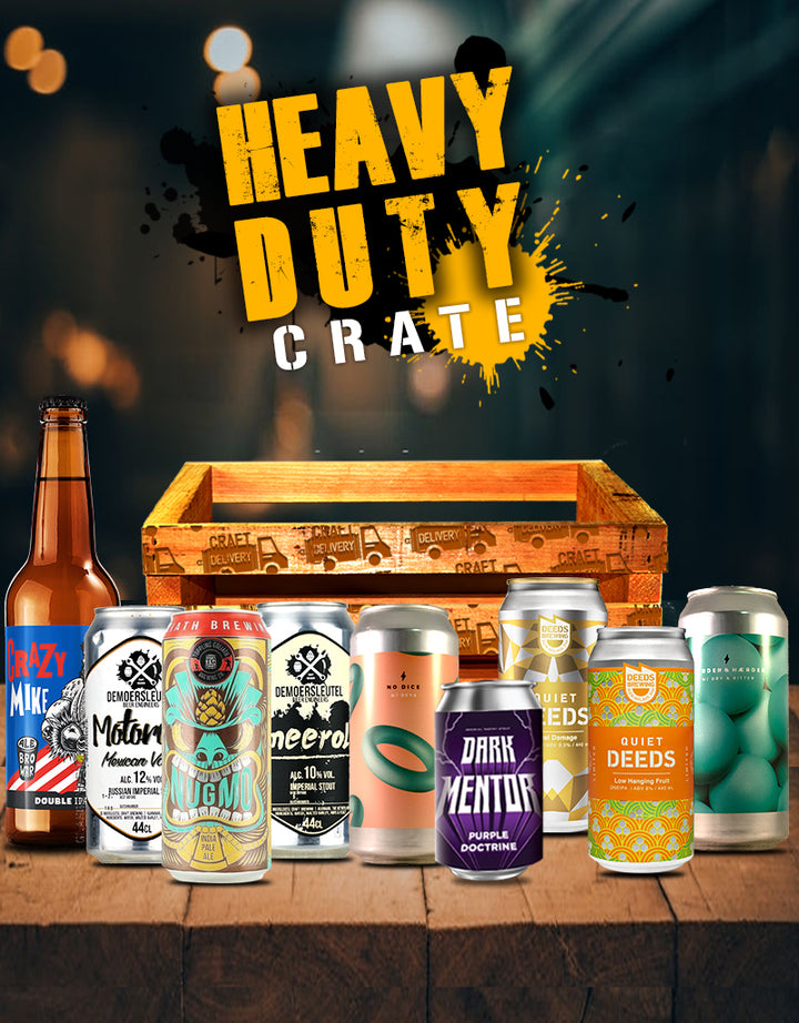 Heavy Duty Crate  Craft Delivery Thailand- Craft Delivery Thailand