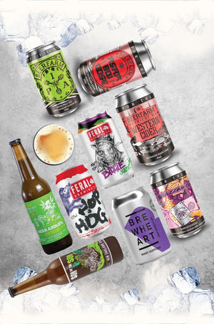 Welcome Back Bundle DDH DIPA Craft Delivery Thailand- Craft Delivery Thailand