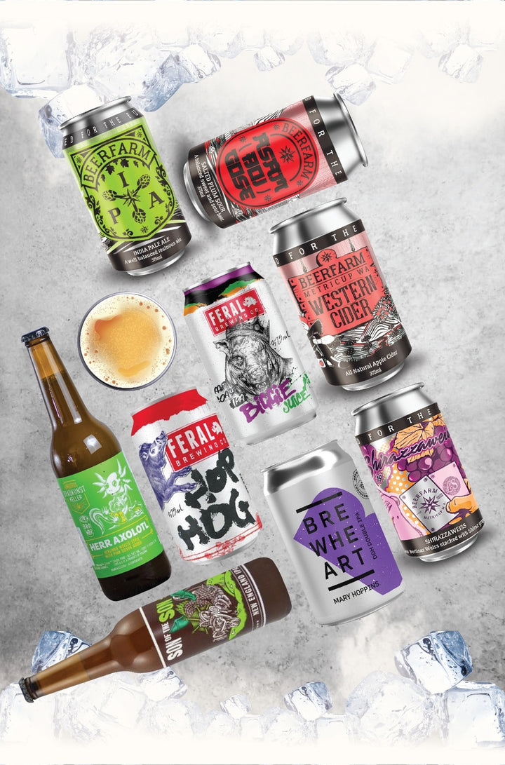 Essential Lockdown Bundle DDH DIPA Craft Delivery Thailand- Craft Delivery Thailand