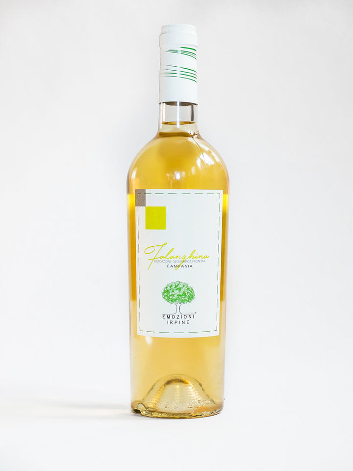 Falanghina White Wine Emozioni Irpine- Craft Delivery Thailand