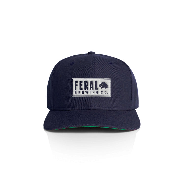 Feral Brewing Hat Glass Craft Delivery Thailand- Craft Delivery Thailand