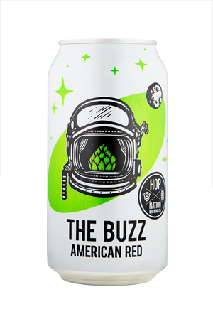 The Buzz American Red Hop Nation- Beerlicious