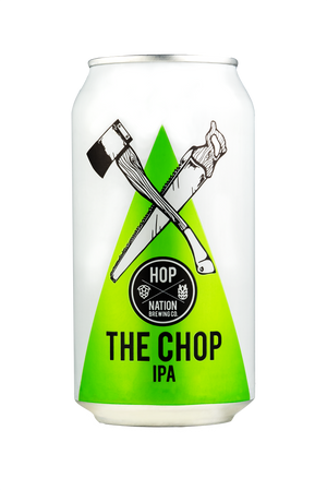 The Chop American India Pale Ale Hop Nation- Beerlicious