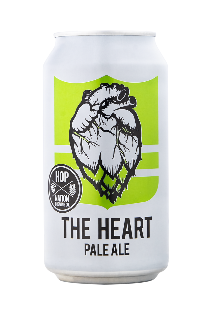 The Heart Pale Ale Hop Nation- Craft Delivery Thailand