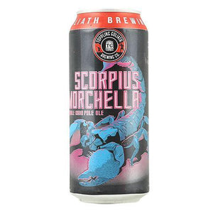 Scorpius Morchella DIPA Toppling Goliath- Craft Delivery Thailand