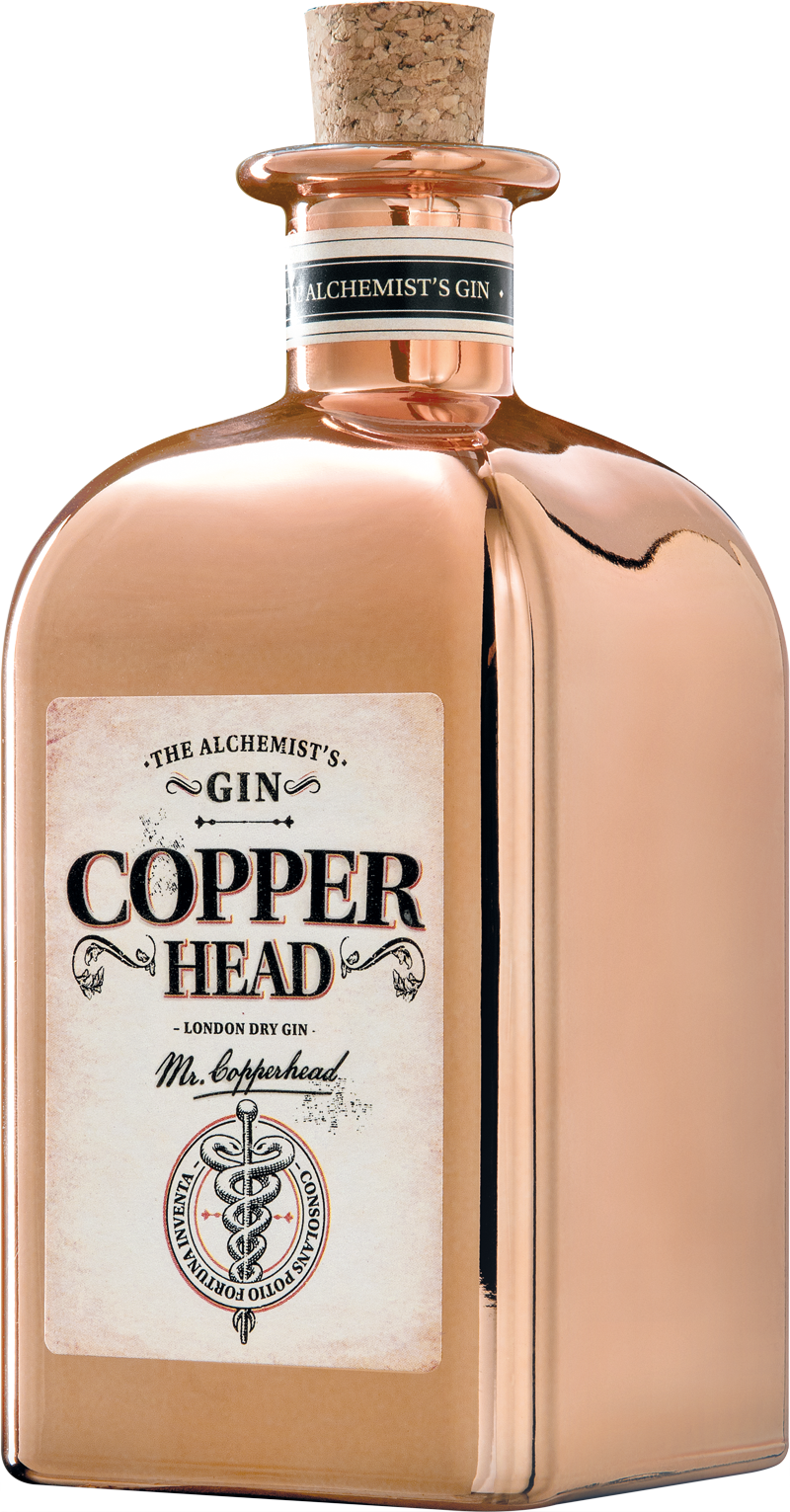 The Original Gin Copperhead Gin- Craft Delivery Thailand