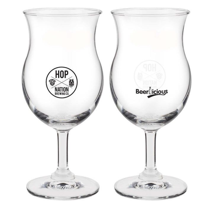 Hop Nation Chalice Glass Glass Craft Delivery Thailand- Craft Delivery Thailand