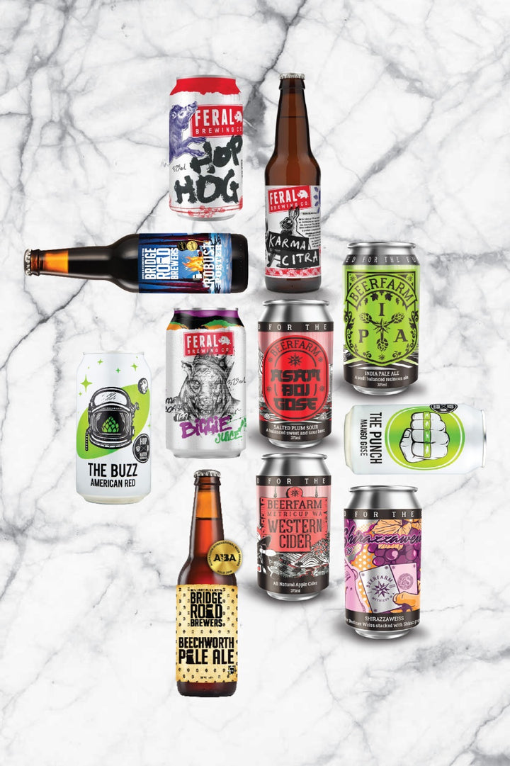 Aussie Aussie Aussie Oi Oi Oi Bundle DDH DIPA Craft Delivery Thailand- Craft Delivery Thailand
