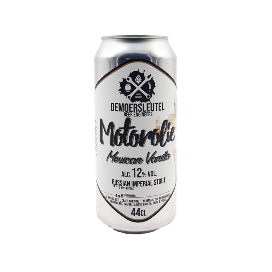 Motorolie Russian Imperial Stout Demoersleutel- Craft Delivery Thailand