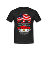 Country Roots Flag Custom Shirt