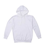 Custom White Hoodie - Clothes4Bros