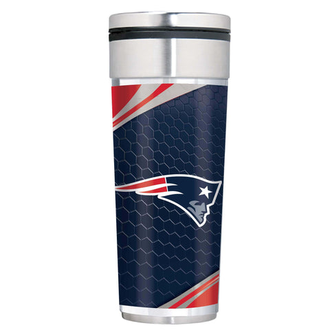 New England Patriots 22oz Big Slim Tumbler