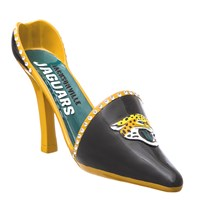 JACKSONVILLE JAGUARS SHOE WINE BOTTLE HOLDER