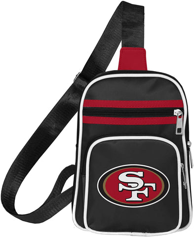 49ers - Little Earth Mini Crossbody Sling