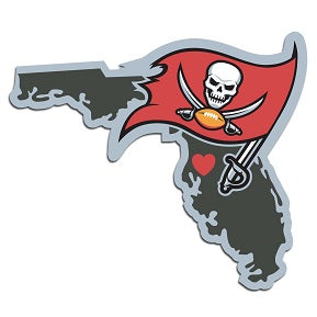 Tampa Bay Buccaneers  Home State Decal