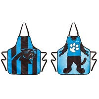 CAROLINA PANTHERS DOUBLESIDED APRON