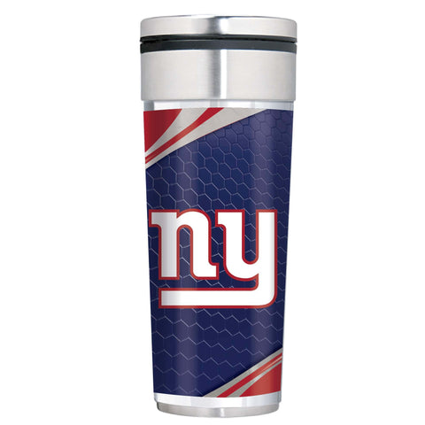 New York Giants 22oz Big Slim Tumbler