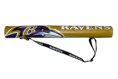 Baltimore Ravens 6pk Can Shaft Cooler