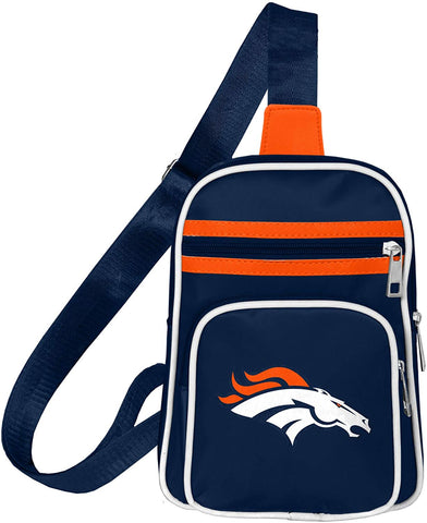 Broncos - Little Earth Mini Crossbody Sling