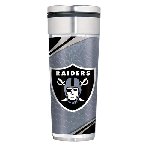 Las Vegas Raiders 22oz Big Slim Tumbler