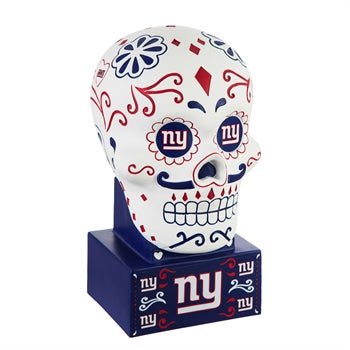 New York Giants, Sugar Skull Statue