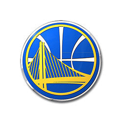 Golden State Warriors Color Emblem