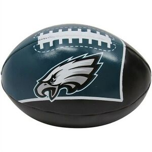 Eagles - 4 inch Quick Toss Softee Football