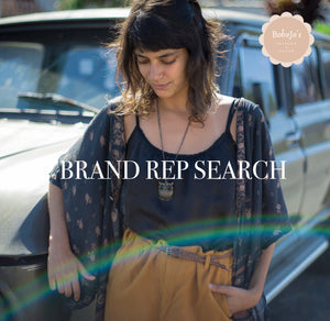 Brand Rep Search July 2019
