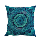 Geometry painting Linen Cushion Cover (6 colours)