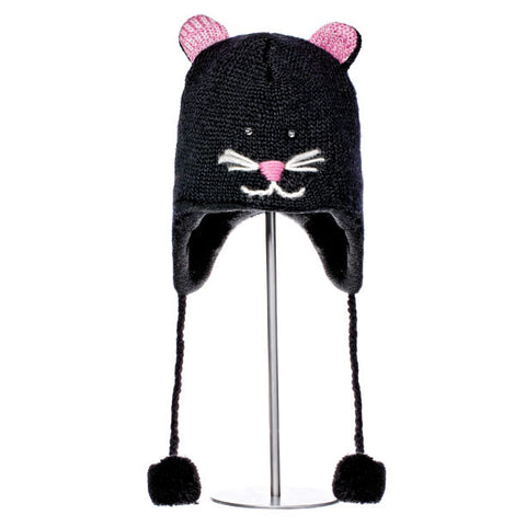 Kiki the Kitty Animal Hat.   Knitwits, Knit Wits, Animal Hats