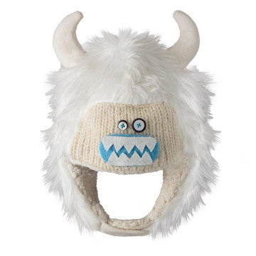 Yuki the Yeti Animal Hat (Infant)