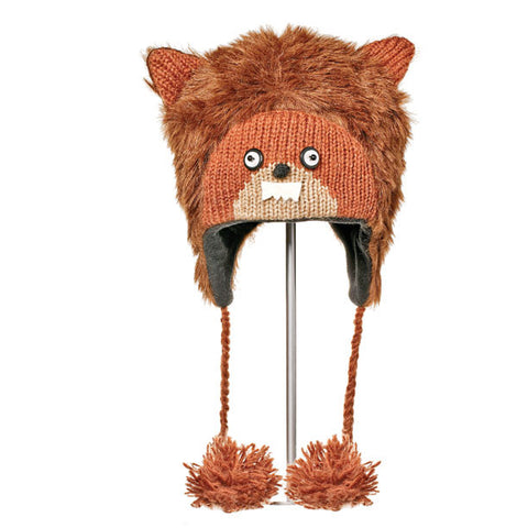 Scotty the Sasquatch Animal Hat.   Knitwits, Knit Wits, Animal Hats