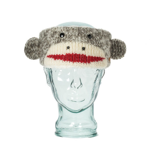 Cute Sock Monkey Headband