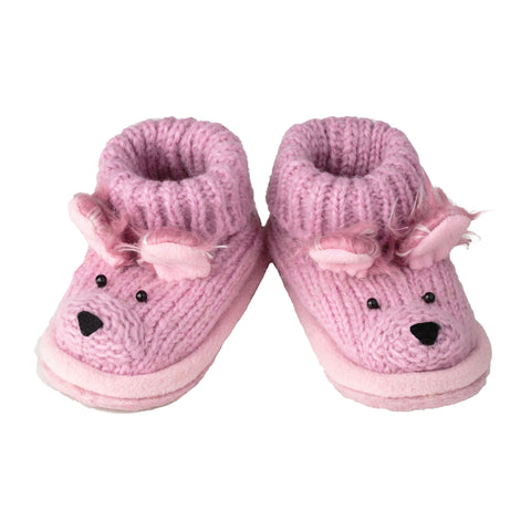 Precious the Poodle Slippers