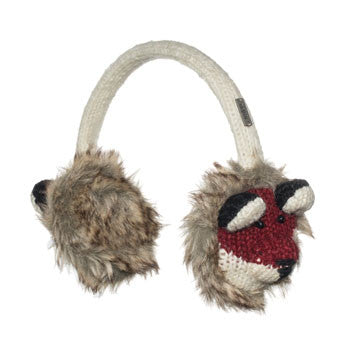 Fiona the Fox Earmuffs