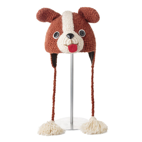 Crochet Dog Animal Hat