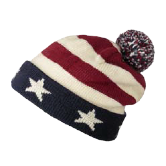 USA Stars & Stripes Beanie