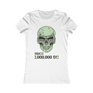 3 million years old skull Women
