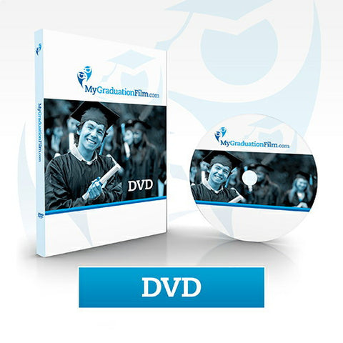 Just An Example University Graduation DVD