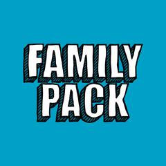 University of Worcester Family Pack