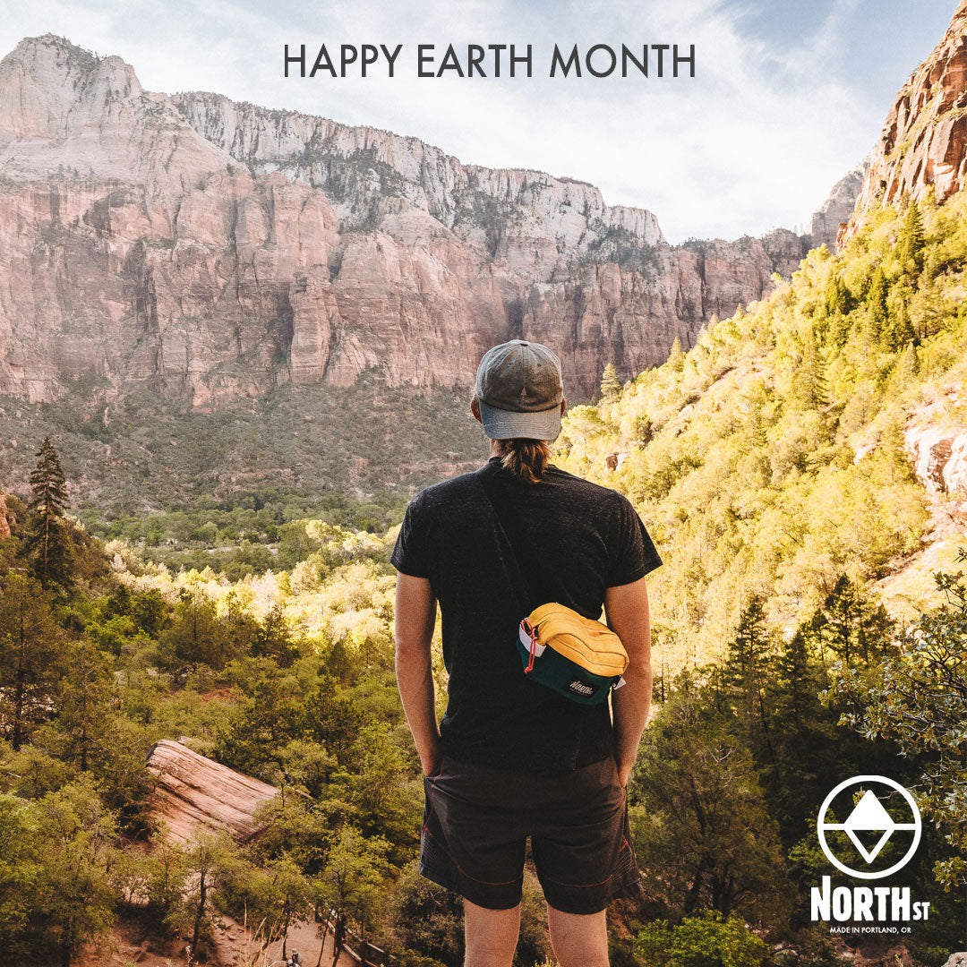 North St. Bags | Earth Month 2019