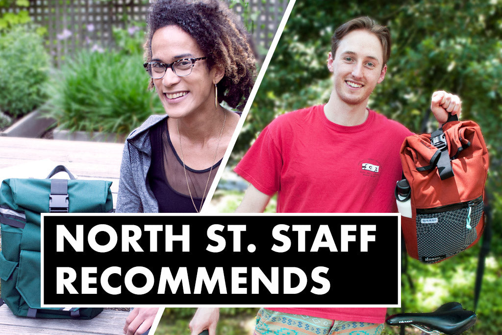 North St. Staff Recommends: Bike to Work Month 2018